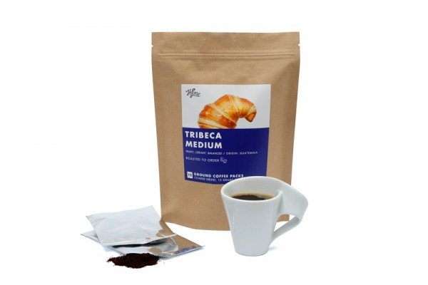 HiLine Coffee Tribeca Ground Medium Roast Coffee 6oz