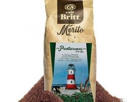 Cafe Britt Puntarenas Ground Medium Roast Coffee 12oz