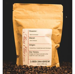 Miss Ellie's Colombia Ground Fresh Dark Roast Coffee 16oz
