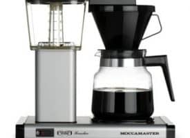Technivorm Moccamaster K741 Thermal Coffee Maker