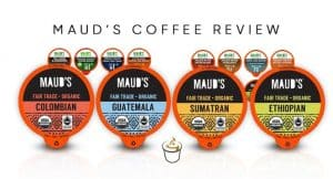 Maud's Coffee Review