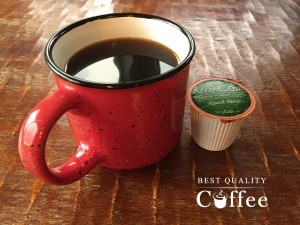 VitaCup - healthy coffee pods
