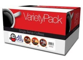 All Day Gourmet Variety Pack K cups®  80ct