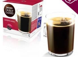 Nescafe Dolce Gusto Coffee Pods Caffe Americano Medium Roast 16ct