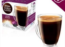 Nescafe Dolce Gusto Coffee Pods Dark Roast 16ct
