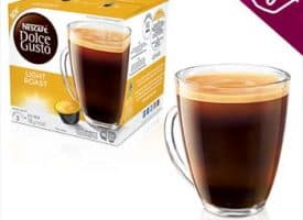 Nescafe Dolce Gusto Light Roast Coffee Pods 16ct