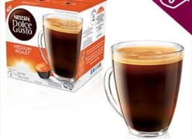 Nescafe Dolce Gusto Coffee Pods Medium Roast 16ct
