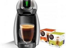 Nescafe Dolce Gusto Genio 2 Coffee Machine by De'longhi