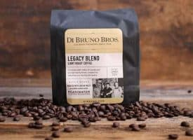 Di Bruno Bros Legacy Blend Whole Bean Light Roast Coffee 12oz