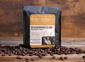 Di Bruno Bros Neighborhood Blend Whole Bean Medium Roast Coffee 12oz