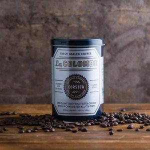 La Colombe Corsica Whole Bean Dark Roast Coffee 12oz