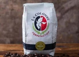 La Colombe Phocea Whole Bean Medium Dark Roast Coffee 12oz