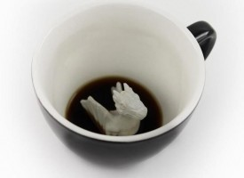Creature Cups Specialty Coffee Mugs - Dragon
