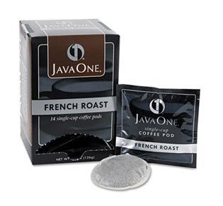 Java One French Roast Dark Roast Coffee Pods 14ct