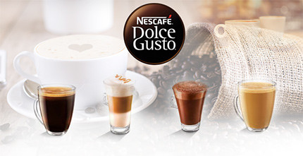 Nescafe Dolce Gusto Capsules and Coffee Pods - Nescafe Dolce Gusto Pods