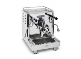 Quick Mill Andreja Premium Profiles Commercial Espresso Machine