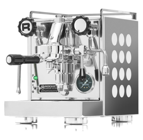 Rocket Appartamento Commercial Espresso Machine White