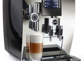 Jura Impressa J90 Commercial Coffee Espresso Machine Chrome
