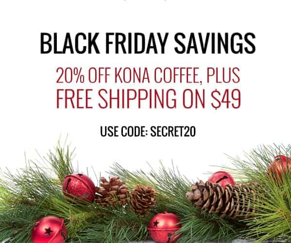 Volcanica Black Friday Coffee Deals