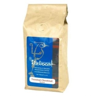 Lifeboost Coffee Fair Trade Organic Toasted Chestnut Whole Bean Medium Roast Coffee 12oz