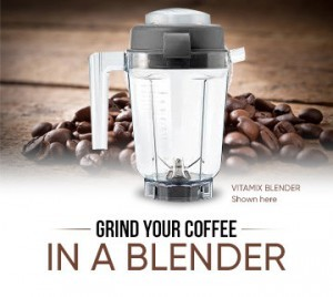 How to Grind Coffee in a Blender like Vitamix