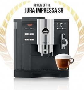 Jura S9 Review - Espresso Machine