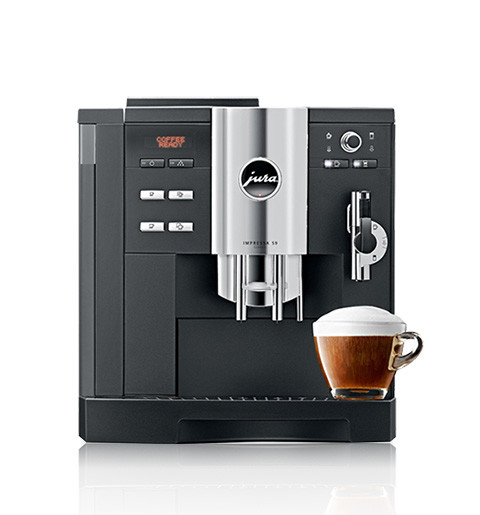Jura Impressa S9 One-Touch Espresso Machine