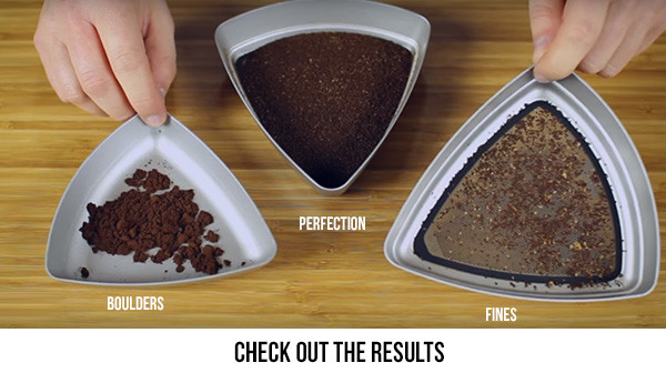 Kruve Review a Quality Coffee Sifter Coffee Strainer