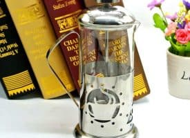 High Quality 600ML French Press Pot Coffee Percolator