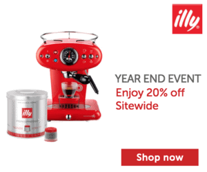 20% off Illy Coffee - Coffee Deals