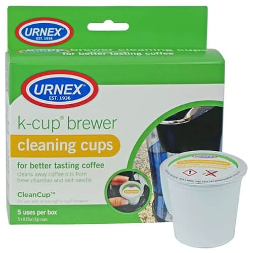 Urnex CleanCup Keurig Cleaner - Coffee Machine Cleaner