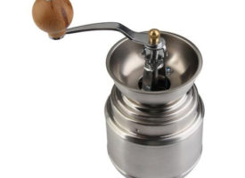 Quality Coffee Grinder Steel - Barista Quality