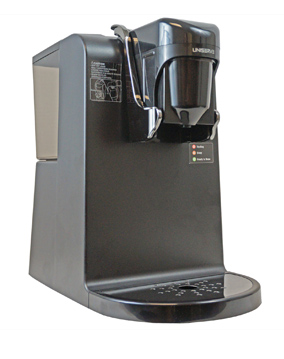 Uniserve Commercial Grade K Cup Compatible Single Cup Coffee Brewer
