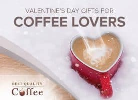 Best Valentine's Day Gifts for Coffee Lovers