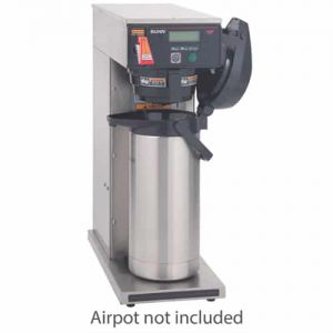 Bunn Automatic Airpot Coffee Brewer with Hot Water Faucet CTW15-APS