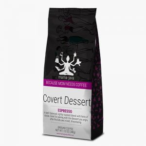 Mama Java Covert Dessert Light Roast Ground Coffee 12oz