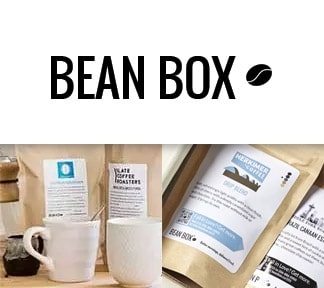 Bean Box Best Coffee Subscription Box