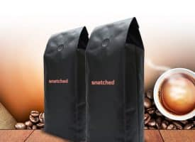 Snatched Coffee Medium Roast Whole Bean 24oz