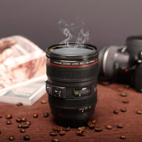 Camera Coffee Mug - Cool Coffee Mugs