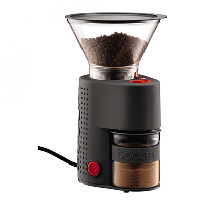 Bodum Electric Burr Grinder