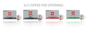 Illy Coffee Pods