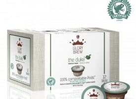 Gourmesso Pods Glory Brew Duke Medium Roast K-Cup Pods 12ct