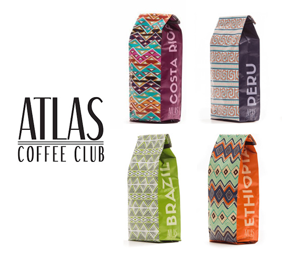 Atlas Coffee Subscription Box