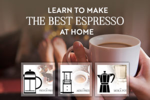 Learn to Make Espresso at Home