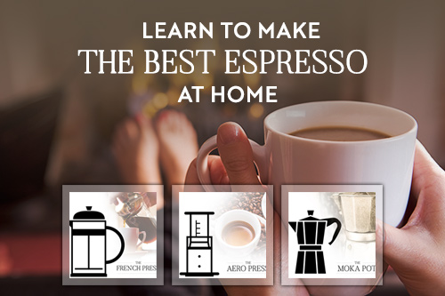 Make Espresso at Home