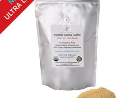 Purelife Enema Ultra Light Gold Roast Ground Coffee 16oz
