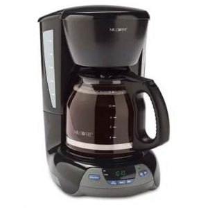 Mr Coffee 12 Cup Programmable Coffee Maker