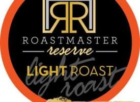 Roastmaster Reserve Mt. Elgon Blend Light Roast Pods 24ct