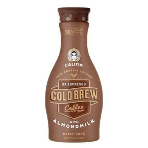 Califia Farms XX Espresso Cold Brew Almond Milk 48 oz