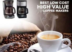 Best Low Cost Coffee Machines